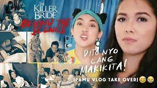 #MajaMoments - The Killer Bride Set Tour: Nang istorbo kami ng mga tulog. Sino ang na-badtrip?