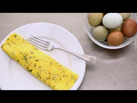 How to Fold an Omelet