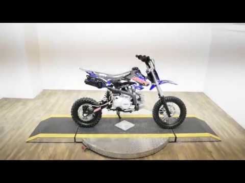 2018 SSR Motorsports SR110 in Wauconda, Illinois - Video 1