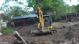 Какой экскаватор подходит для перемещения грунта - steh39.ru
