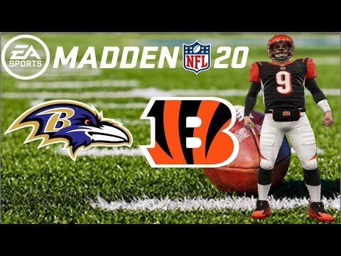 Madden NFL 20 PS4 Gameplay (Career Mode Ep.8)