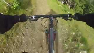 preview picture of video 'Downhill @Bikepark Tirol, Steinach am Brenner'