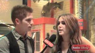"""Miley Cyrus """"Been Here All Along"""" Preview on Radio Disney's Celebrity Take with Jake"""