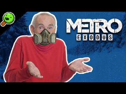So This Is Metro Exodus...