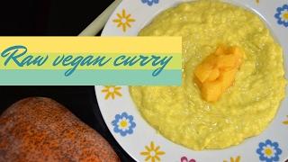 Raw Vegan Curry (HCLFRV)