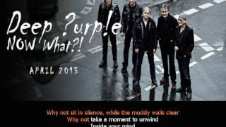 Deep Purple   Clearly quite absurd