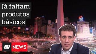Samy Dana: Argentina cria medidas restritivas sobre o dólar
