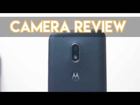 Moto G4 Play Camera Review (With Video Sample)