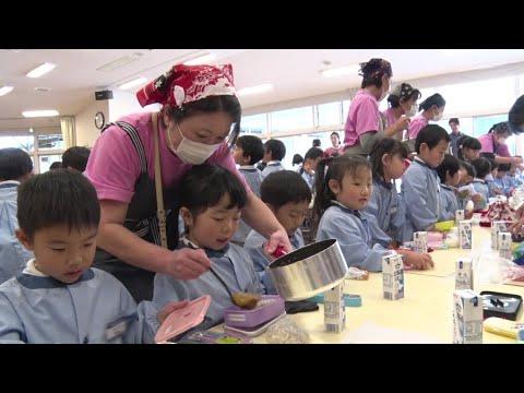 明泉高森幼稚園 感謝祭 2019