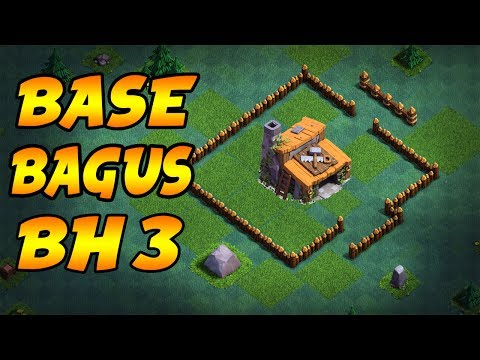 BAGUS JUGA BASE BH 3 INI + GIVEAWAYI - Clash Of Clans Indonesia Mp3