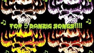 Episode #7 Top 5 Danzig Songs Jam Video