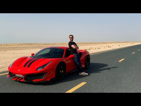 Ferrari 488 Pista First Drive Review!
