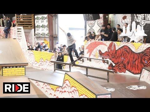2018 Vans Clash of the Crews: Marcos Montoya, Zion Effs, Niko Howard – SPoT Life