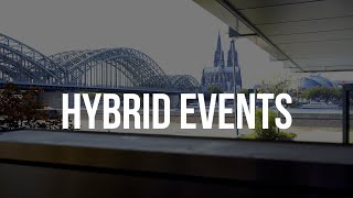 Hybrid Events mit Go.Live.CGN