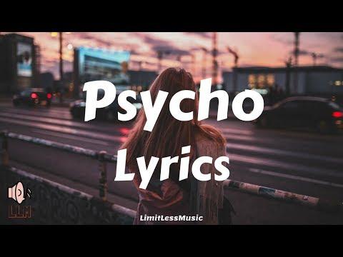 Post Malone ‒ Psycho [Lyrics} ft. Ty Dolla $ign
