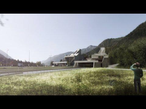Drugi tunel Karavanke u Sloveniji