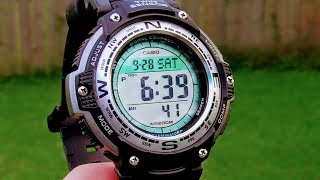 Casio SGW100-1V - watch review