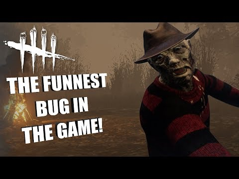 THE FUNNEST BUG EVER! | Dead By Daylight PTB
