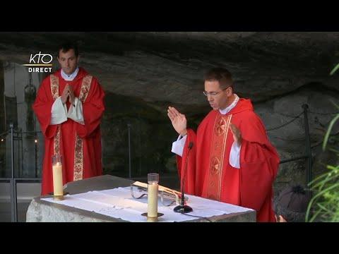 Messe du 25 juillet 2020 à Lourdes