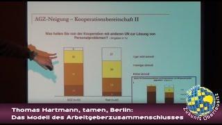 preview picture of video '5 Oberlausitzer Zukunftswinternacht: Das Modell des Arbeitgeberzusammenschlusses'