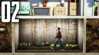 Mr Prepper - Part 2 - Underground Farming Setup!