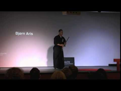 The power of the sword | Bjørn Aris | TEDxDordrecht