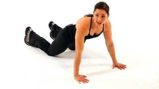 How to Do a Push-Up | Boot Camp Workout