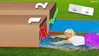 แข่ง สไลด์เดอร์ กล่องสุ่ม คราวนี้หนักกว่าเดิม 2เท่า 📦😬 ชิคกี้พาย