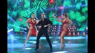 Fede Bal y Laurita Fernández cautivaron en la Salsa junto a Emilia Attias