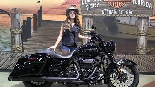 Honda Dealers In Kansas >> 2017 Harley-Davidson Road King Special Motorcycle Specs ...