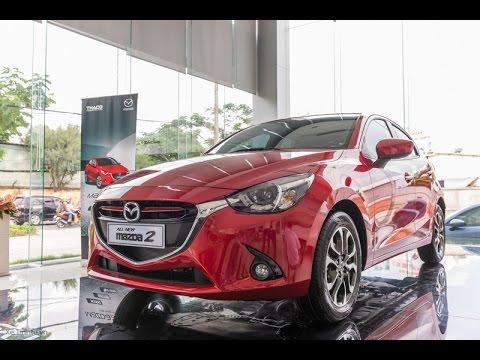 Xe.Tinhte.vn - Chi tiết về Mazda2 2015: nội thất sang, bản hatchback đẹp hơn sedan