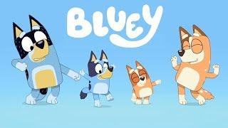 Bluey Theme Song – 10 Minute Loop! | Bluey