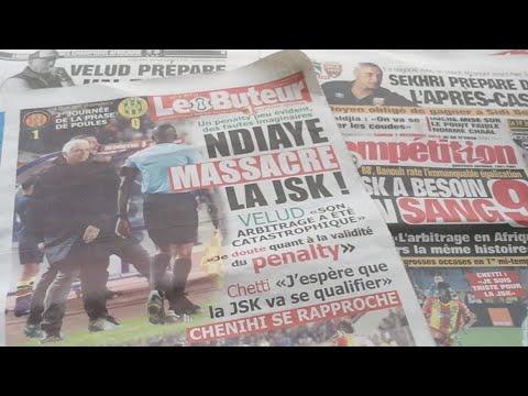 Jsk - Les Tunisois Vainqueurs (Revue De Presse)