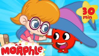 Magic Tag! - My Magic Pet Morphle | Cartoons For Kids | Morphle TV | Mila and Morphle