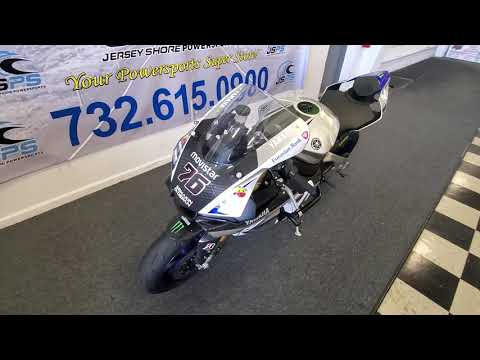 2015 Yamaha YZF-R1M in Middletown, New Jersey - Video 1