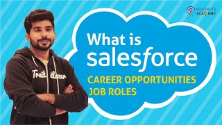 What is Salesforce? Career Opportunities and Job Roles in Salesforce!