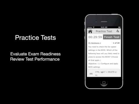 CompTIA A+ 801 Practice Test Questions - YouTube