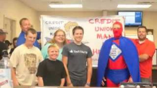 Real Credit Union Peeps of Genius: Credit Union Man