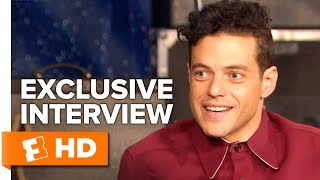 Rami Malek Knows How to Do the