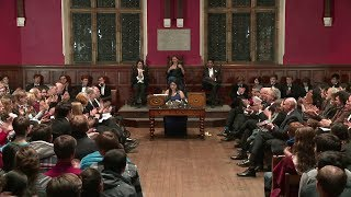 Oxford Union Debate - Snowden a Hero (Hedges/Machon/Binney/Huhne v. Vaughan/Toobin/Baker/Crowley)