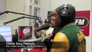 CHIDDY BANG FREESTYLE BEI JAM FM