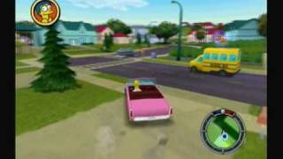 The Simpsons: Hit & Run video