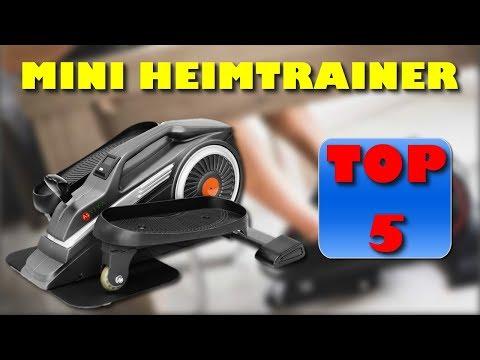 Die 5 besten Mini Heimtrainer für das Büro und Zuhause