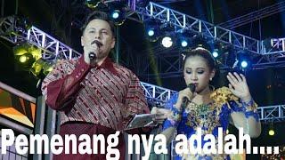 Tampil isi acara di Anugrah Dangdut Indonesia MNC TV