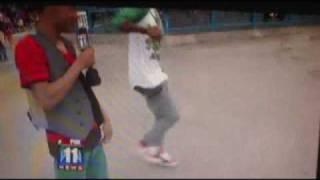 Jerking Dance Movement on FOX NEWS & BONUS un-seen footage of Jerk Music Artist at END