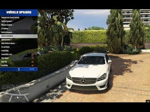 GTA 5 Real Car Mods - Michael Choice Of Cars