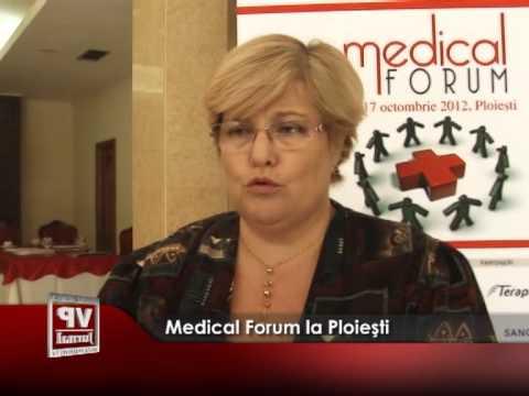 Medical Forum la Ploiești
