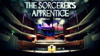 THE SORCERER'S APPRENTICE (DUKAS) ORGAN SOLO BY JONATHAN SCOTT