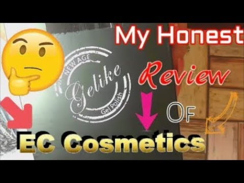 HONEST REVIEW OF EC COSMETICS | ABSOLUTE NAILS