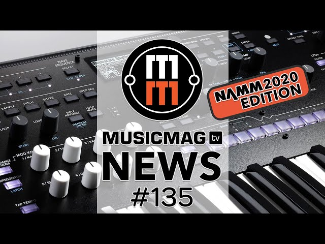 Новости NAMM 2020: Korg Wavestate, Nord Wave 2, аудиоинтерфейсы от SSL и др.